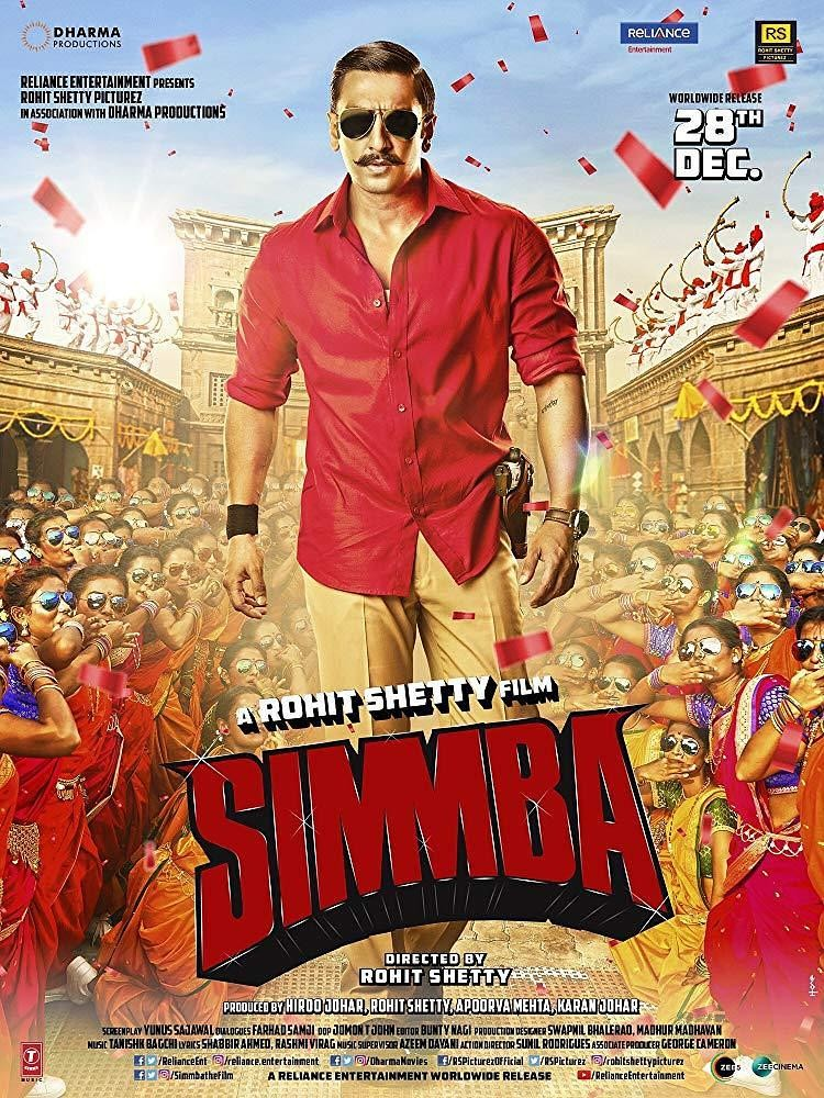 2018][印度][动作][BD-1080P][辛巴] Simmba 2018 BluRay 1080p DTS-HDMA5